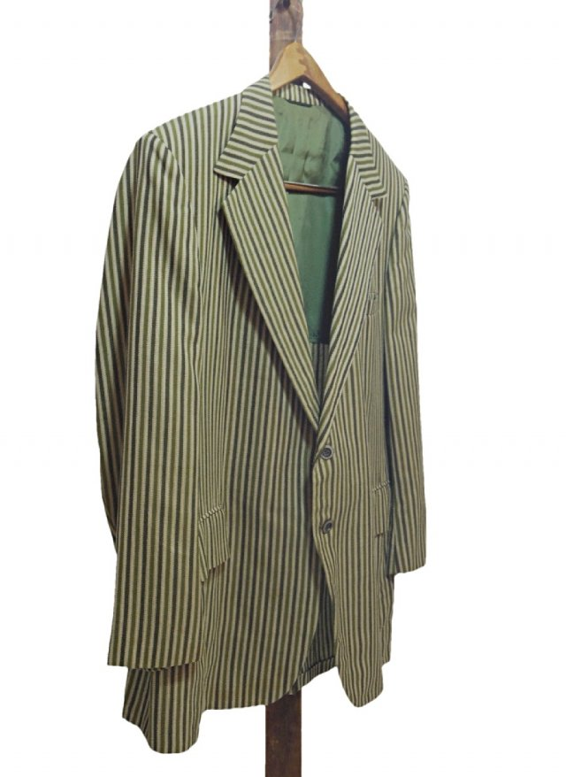 70's USA Vintage Stripe Jacket RATNER CALIFORNIA CLOTHES     JK-0085<img class='new_mark_img2' src='https://img.shop-pro.jp/img/new/icons8.gif' style='border:none;display:inline;margin:0px;padding:0px;width:auto;' />