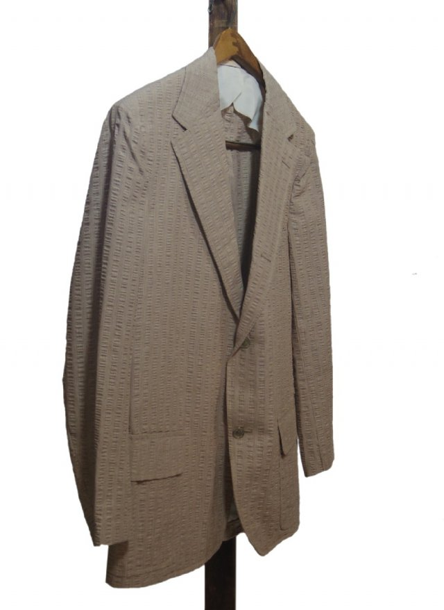Re standard Vintage USA 70's BROOKS BROTHERS Seersucker Jacket <img class='new_mark_img2' src='//img.shop-pro.jp/img/new/icons8.gif' style='border:none;display:inline;margin:0px;padding:0px;width:auto;' />