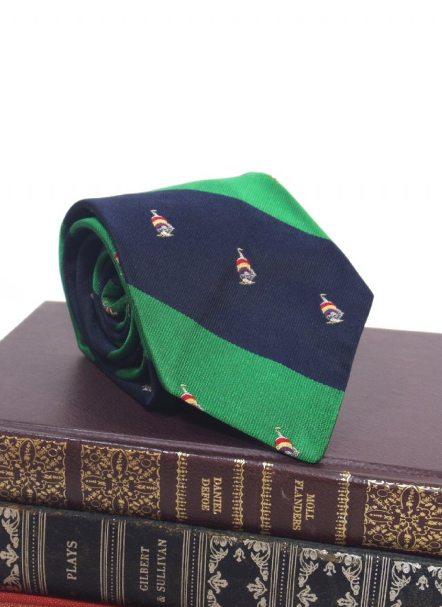 USA Vintage Royal Crest Silk Neck Tie ROBERT TALBOTT × nordstrom<img class='new_mark_img2' src='https://img.shop-pro.jp/img/new/icons8.gif' style='border:none;display:inline;margin:0px;padding:0px;width:auto;' />