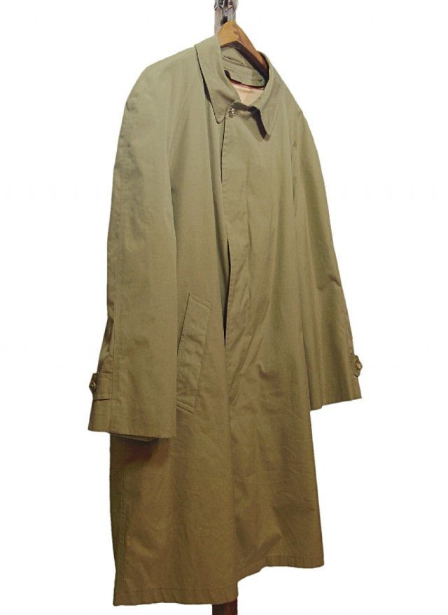 50's USA Vintage Abercrombie&Fitch balmacaan Coat #183<img class='new_mark_img2' src='https://img.shop-pro.jp/img/new/icons8.gif' style='border:none;display:inline;margin:0px;padding:0px;width:auto;' />