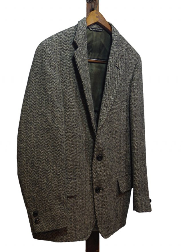Re standard Vintage 70's-80's USA Harris Tweed Vintage Jacket #517<img class='new_mark_img2' src='https://img.shop-pro.jp/img/new/icons8.gif' style='border:none;display:inline;margin:0px;padding:0px;width:auto;' />