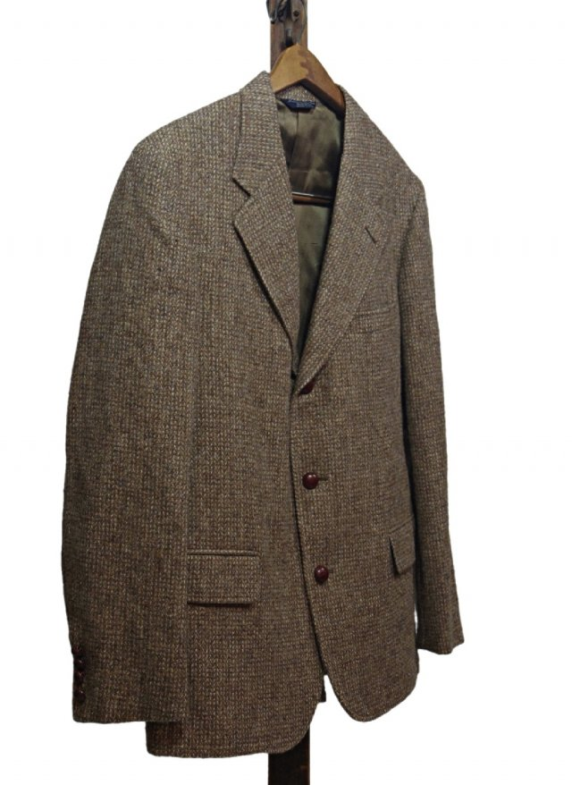 Re standard Vintage 80's USA Harris Tweed Vintage Jacket #508<img class='new_mark_img2' src='https://img.shop-pro.jp/img/new/icons8.gif' style='border:none;display:inline;margin:0px;padding:0px;width:auto;' />