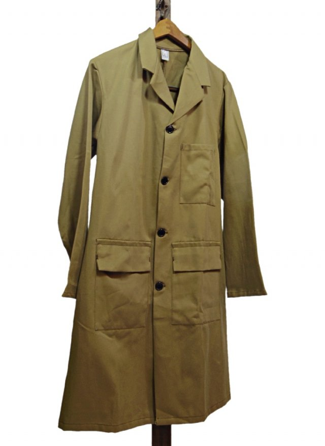 Dead Stock UK Vintage Atelier Coat <img class='new_mark_img2' src='https://img.shop-pro.jp/img/new/icons8.gif' style='border:none;display:inline;margin:0px;padding:0px;width:auto;' />