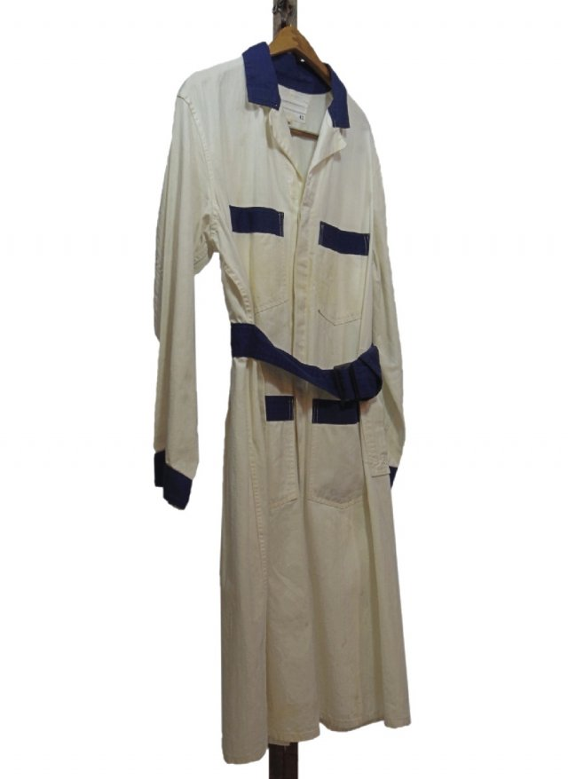 40's-50's USA Vintage Shop Coat #205<img class='new_mark_img2' src='https://img.shop-pro.jp/img/new/icons8.gif' style='border:none;display:inline;margin:0px;padding:0px;width:auto;' />