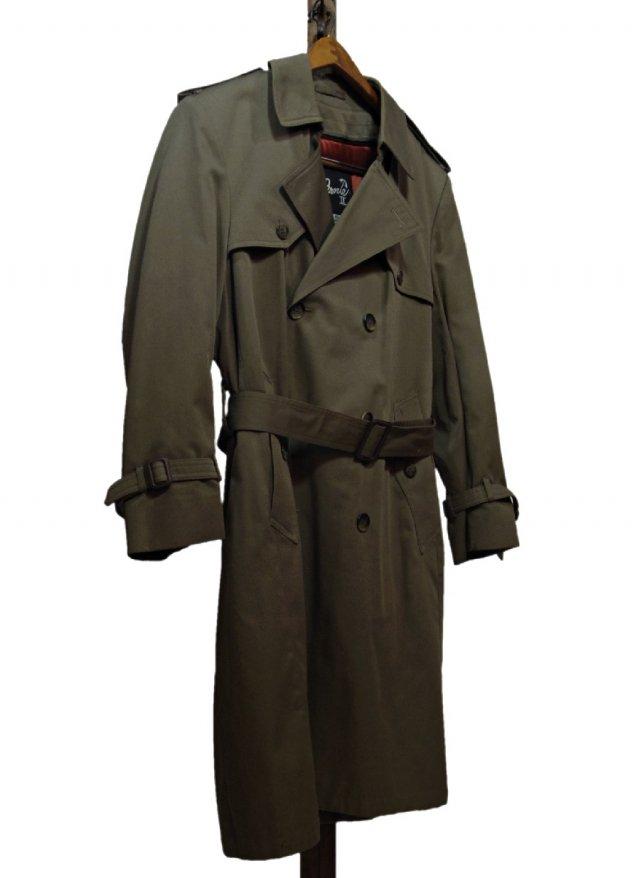 90's Vintage Trench Coat #182