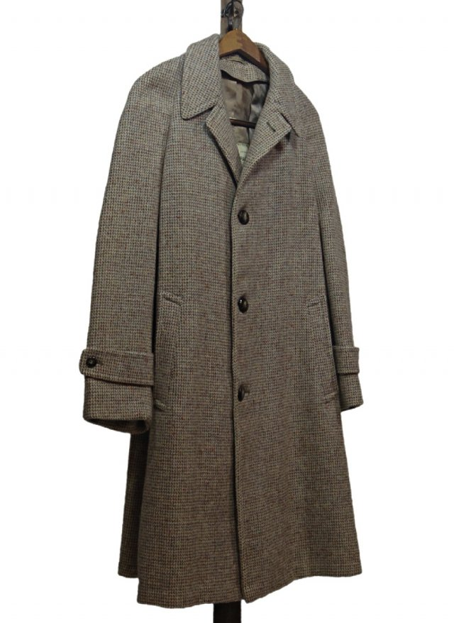 Re standard Vintage 70's USA Harris Tweed Vintage Coat #453<img class='new_mark_img2' src='https://img.shop-pro.jp/img/new/icons8.gif' style='border:none;display:inline;margin:0px;padding:0px;width:auto;' />