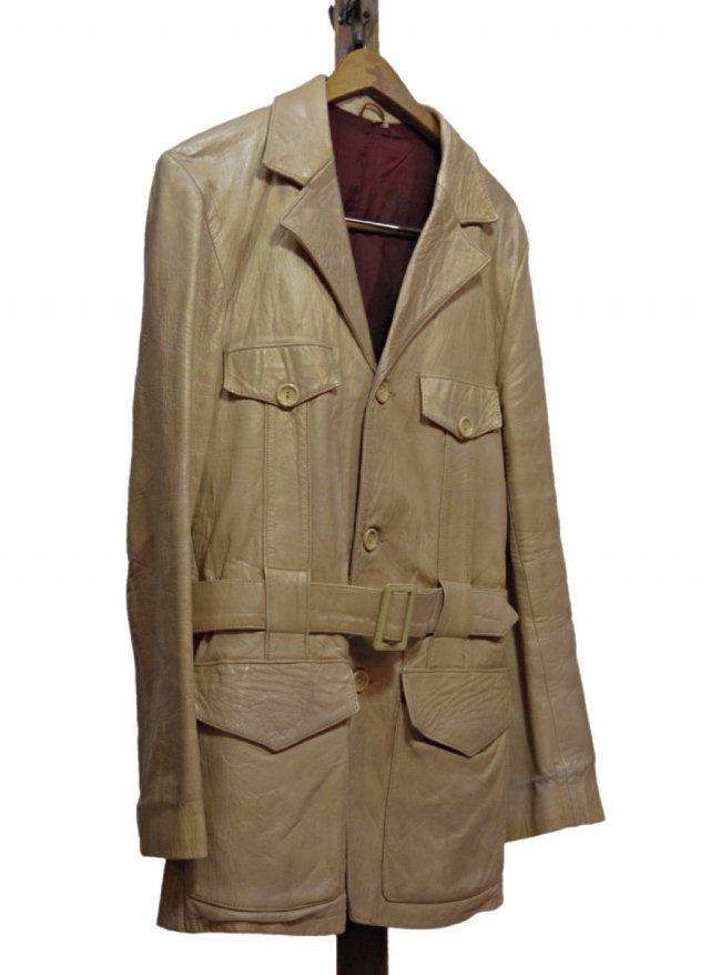 UK Vintage Norfolk Leather Jacket #662<img class='new_mark_img2' src='https://img.shop-pro.jp/img/new/icons8.gif' style='border:none;display:inline;margin:0px;padding:0px;width:auto;' />