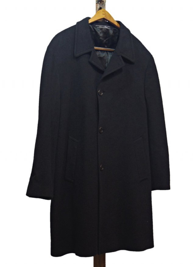 ITA Vintage Sacks Fifth Avenue Cashmere Coat #150<img class='new_mark_img2' src='https://img.shop-pro.jp/img/new/icons8.gif' style='border:none;display:inline;margin:0px;padding:0px;width:auto;' />