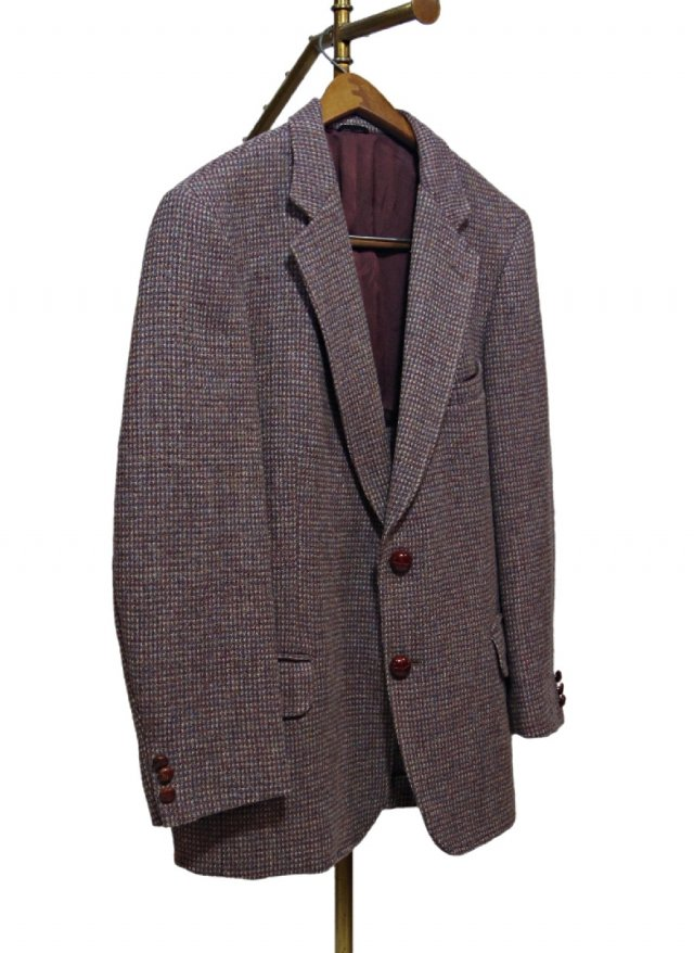 Re standard Vintage 80's USA Harris Tweed Vintage Jacket #528<img class='new_mark_img2' src='https://img.shop-pro.jp/img/new/icons8.gif' style='border:none;display:inline;margin:0px;padding:0px;width:auto;' />