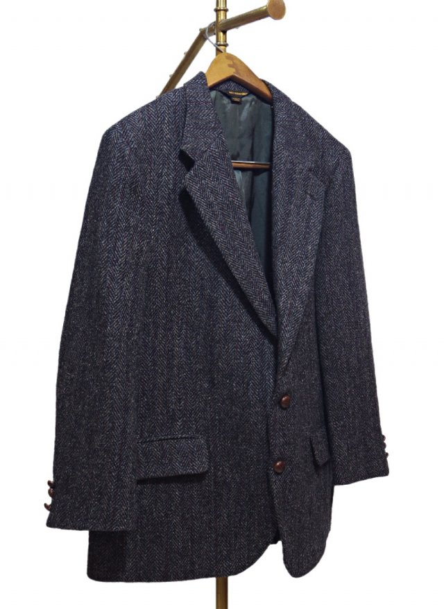 Re standard Vintage 80's USA Harris Tweed Vintage Jacket #497<img class='new_mark_img2' src='https://img.shop-pro.jp/img/new/icons8.gif' style='border:none;display:inline;margin:0px;padding:0px;width:auto;' />