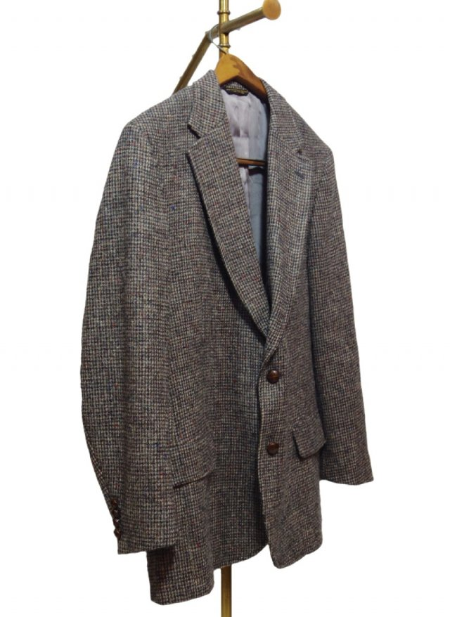 Re standard Vintage 80's USA Harris Tweed Vintage Jacket<img class='new_mark_img2' src='https://img.shop-pro.jp/img/new/icons8.gif' style='border:none;display:inline;margin:0px;padding:0px;width:auto;' />