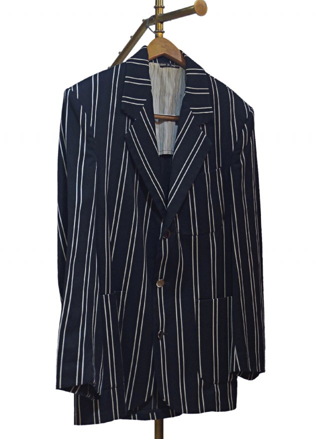 UK 60's Vintage  School Uniform 3 Buttons Blazer #0006<img class='new_mark_img2' src='https://img.shop-pro.jp/img/new/icons8.gif' style='border:none;display:inline;margin:0px;padding:0px;width:auto;' />