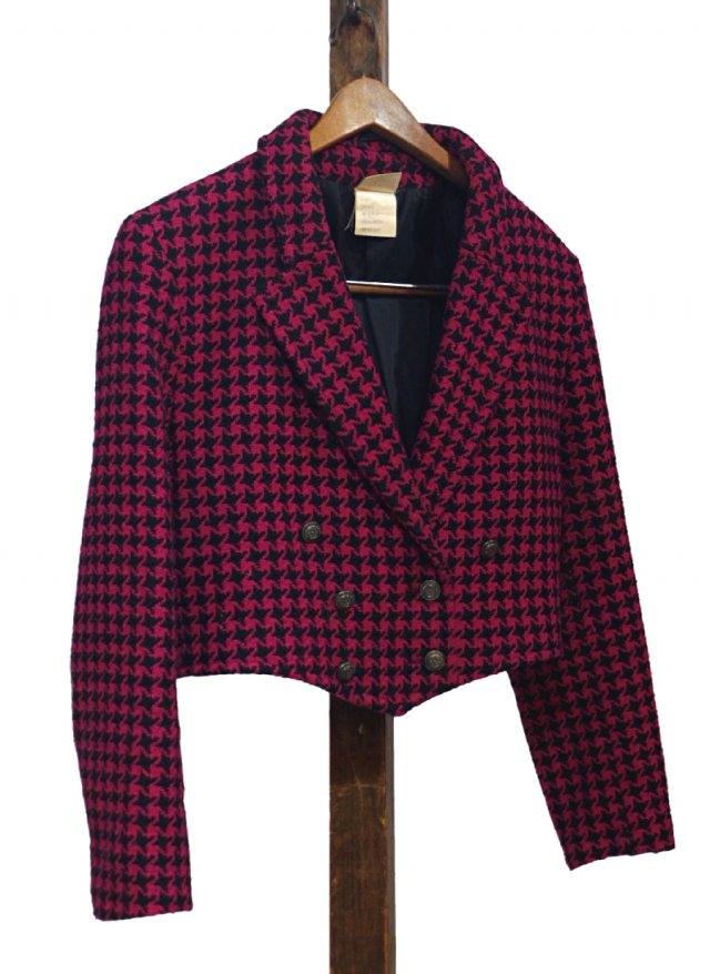Vintage Wool Gun Club Jacket #0035<img class='new_mark_img2' src='https://img.shop-pro.jp/img/new/icons8.gif' style='border:none;display:inline;margin:0px;padding:0px;width:auto;' />