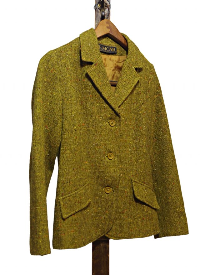 UK Vintage Hacking Tweed Jacket #0040<img class='new_mark_img2' src='https://img.shop-pro.jp/img/new/icons8.gif' style='border:none;display:inline;margin:0px;padding:0px;width:auto;' />