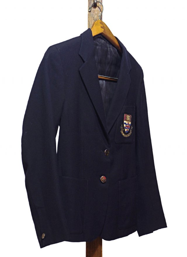 50's UK Vintage School Blazer #0044<img class='new_mark_img2' src='https://img.shop-pro.jp/img/new/icons8.gif' style='border:none;display:inline;margin:0px;padding:0px;width:auto;' />