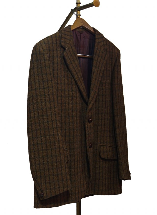 60's UK Harris Tweed Vintage Jacket #0013<img class='new_mark_img2' src='https://img.shop-pro.jp/img/new/icons8.gif' style='border:none;display:inline;margin:0px;padding:0px;width:auto;' />