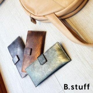 """B.stuff : """"Foggy"""" スマート長財布【LIMITED】"""