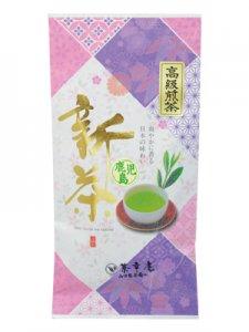 H5520 【新茶】鹿児島・高級煎茶100g入(九州・鹿児島県産) ※ネコポス・郵便レターパック可