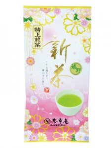 H5619 【新茶】嬉野・特上煎茶100g入 ※ネコポス・郵便レターパック可