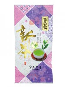 H5706 【新茶】八女・高級煎茶100g入(九州・福岡県産) ※ネコポス・郵便レターパック可