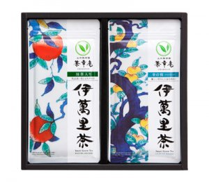 H8385 伊萬里茶詰合せ【2種】