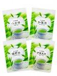 H3301 【送料無料】九州のお茶お試し茶4点セット ※ネコポス可