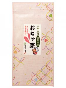 H839 特上【おちゃ芽】九州産佐賀県 嬉野特上芽茶80g入 ※ネコポス・郵便レターパック可