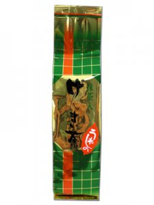 H853 九州・佐賀県産【抹茶入うれしの(嬉野)玄米茶】200g入 ※郵便レターパックプラス可