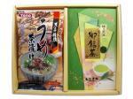 H414 梅茶漬け・九州 佐賀県産 嬉野茶詰合せ