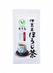 H8209 伊萬里ほうじ茶(九州・佐賀県産)50g入 ※郵便レターパック可