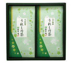 H418 嬉野茶詰合せ2本詰合せ(九州・佐賀県産)