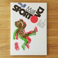 チェコの絵本 MALI SPORTOVCI 1985年