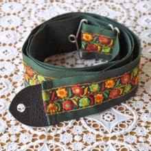 ドイツ お花刺繍のベルト