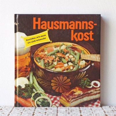 ドイツの料理本 hausmannskost