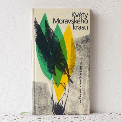 チェコスロバキア 植物図鑑 Kvety Morav...