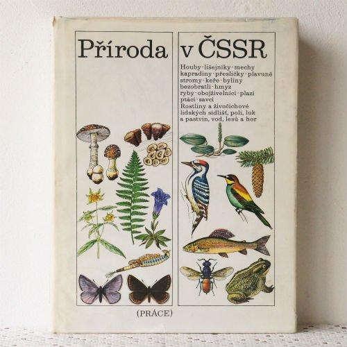 チェコスロバキア 自然図鑑 Priroda v C...