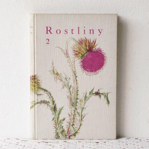 チェコスロバキア 植物図鑑 Rostliny