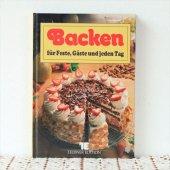 オーストリアの料理本 Backen