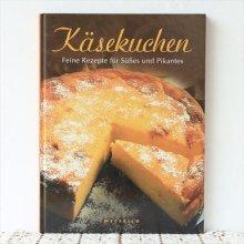 ドイツの料理本 Kasekuchen