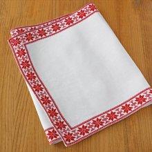 ハンガリー アーガイル刺繍のテーブルランナーWH