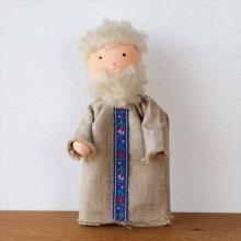 ドイツの指人形 小人のおじいさん