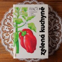 チェコスロバキア時代 植物図鑑 zelena kuchyne/緑のキッチン