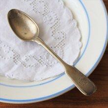 ヴィンテージスプーン バターナイフ型