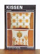 東ドイツ(DDR) 刺繍の図案入り冊子 KISSEN Kreuzstich A