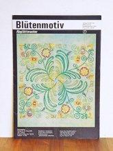 東ドイツ(DDR) 刺繍のパターン入り冊子 Blutenmotiv Abplattmuster B