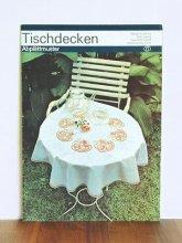 東ドイツ(DDR) 刺繍のパターン入り冊子 Tischdecken Abplattmuster D
