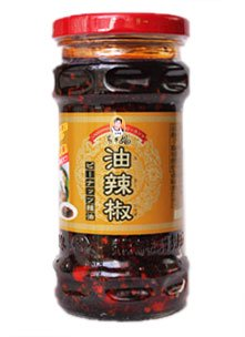 油辣椒 (ユラージャオ)・老干媽