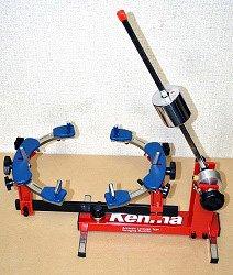 HandsWin(ハンズウィン)オリジナルブランドストリングマシン(ガット張り機)バドミントン用