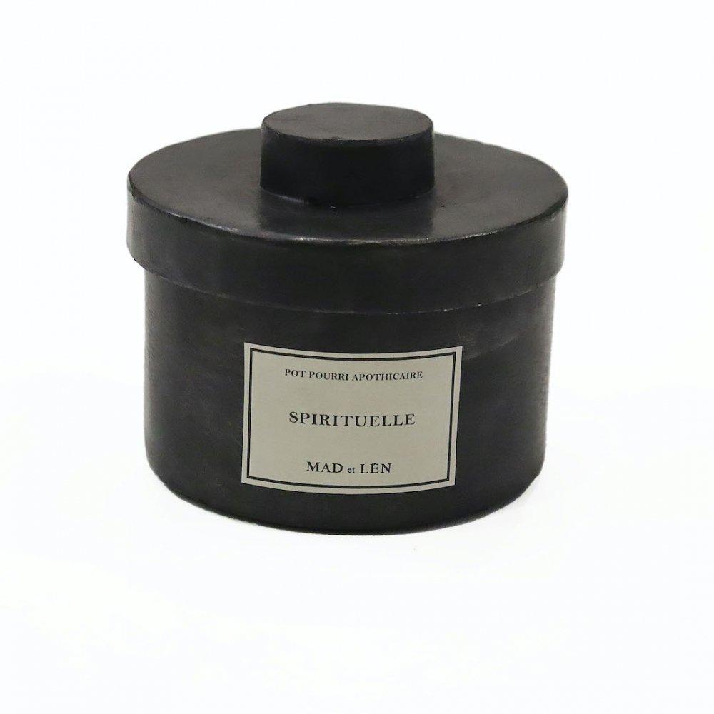 Pot Pourri d'Apothicaire / ポプリ アンバー(琥珀樹脂)SPIRITUELLE プチサイズ※普通サイズ