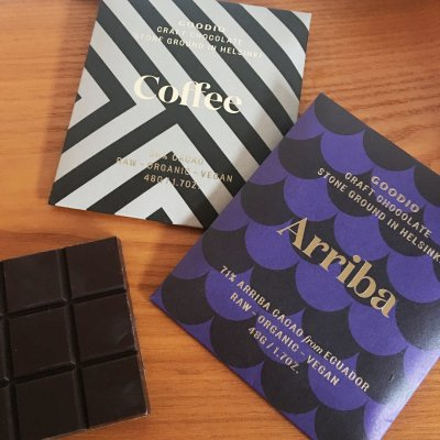【GOODIO】Arriba(cacao71%)